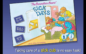 Berenstain Bears Christmas Tree Dvd by The Berenstain Bears Sick Days Android Apps On Google Play
