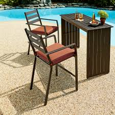 Ty Pennington Patio Furniture Sears by Outdoor Patio Bar Sets Sears 3748