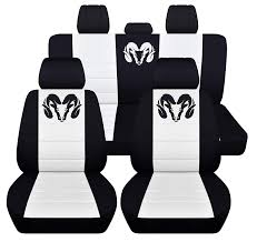 100 Dodge Truck Seat Covers Amazoncom Fits 2012 To 2018 Ram Front And Rear Ram