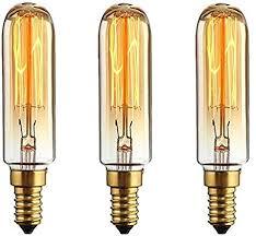 zoovqi edison led glühbirne retro glühle vintage e14 25w