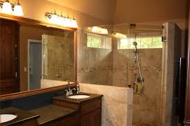 Bathroom Vanity Lighting Design Ideas For Rv Remodeling And Rain Shower Also Tile Wall Plus