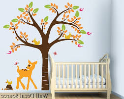 Tree Wall Decor Baby Nursery by Baby Bedroom Wall Art Khabars Net