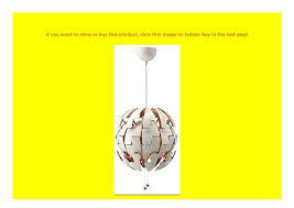 sale ikea 103 114 88 ps 2014 h ngeleuchte in wei