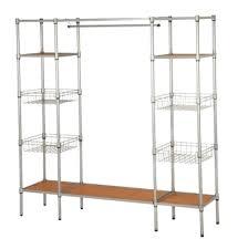 closet freestanding closet organizer heavy duty freestanding