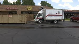 Trailer With Lawn Equipment Stolen Right In Front Of Tulsa Busin ...