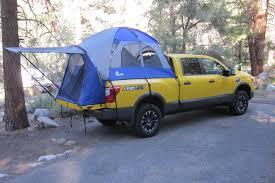 Product Review: Napier Outdoors Sportz Truck Tent 57 Series - Motor ...