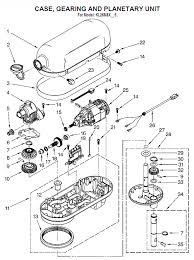 Kitchenaid Mixer Parts Diagram Photoshot Luxury Pictures Refrigerators Blender With Medium Image