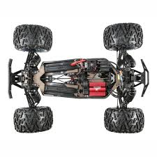 100 Losi Trucks 18 LST 3XLE 4WD Monster Truck Brushless RTR With AVC