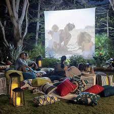 Tiny Tot Thursday End Of Summer Backyard Cinema Party