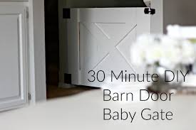 Rose & Co Blog: 30 Minute DIY Barn Door Baby Gate Baby Gate With A Rustic Flair Weeds Barn Door Babydog Simplykierstecom Diy Pet Itructions Wooden Gates Sliding Doors Ideas Asusparapc The Sunset Lane Barn Door Baby Gate Reclaimed Woodbarn Rockin The Dots How To Make 25 Diy 1000 About Ba Stairs On Pinterest Stair Image Result For House
