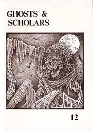 Ghosts Scholars 12 1990