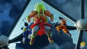 And In A Video Game Called Dragon Ball Z Super Tenkaichi Budokai
