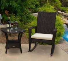 Kirkland Wicker Patio Furniture by Best 25 Wicker Rocking Chair Ideas On Pinterest Victorian