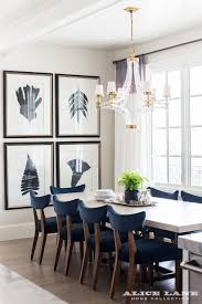 Love The Large Artwork In Dining Room Ivory Lane Kitchen Reveal Area Natural