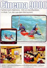 obsolete technology tellye grundig color cinema