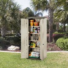 Suncast Outdoor Storage Cabinets With Doors by Backyard Sheds Menards Simple Outdoor With Great Garage Kits