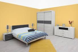 schlafzimmer komplett set j bermeo 6 teilig farbe eiche weiß anthrazit