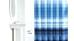 Blue Ombre Curtains Walmart by Blue Ombre Curtains Blue Green Fabric Shower Curtain Blue Ombre