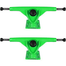Havoc 181mm Downhill Longboard Trucks Green Set Of 2 742091304093 | EBay