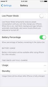 How to Display Battery Percentage on iPhone Akıllı Telefon EN