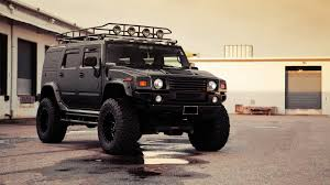 49 Hummer H2 Wallpapers
