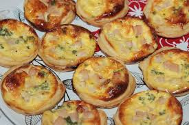 mini quiche pate feuilletee mini quiches poulet curry mes p biscuits gourmands et