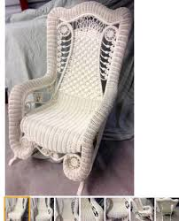 Heywood Wakefield Chairs Antique by The Antique Wicker Rocking Chair Heywood Wakefield Victorian