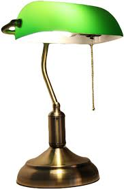 Antique Bankers Lamp Green by Prop It Up Vintage Banker Table Lamp Price In India Buy Prop It