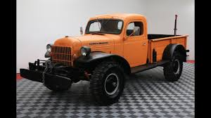 1967 DODGE POWER WAGON - YouTube