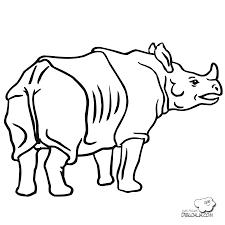 Dibujo De Animales Del Zoo Para Colorear Dibujos Para OneLetterCO