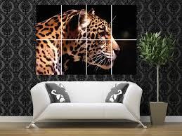 Cheetah Animal Print Bedroom