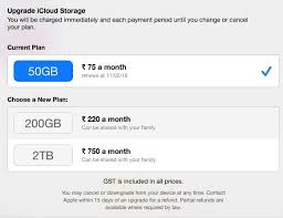 How to Upgrade iCloud Storage on Macbook iPhone Tech in Simple