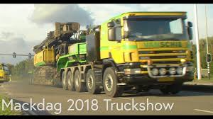 100 Truck Transport Companies Heavy Haulage S Special Dutch
