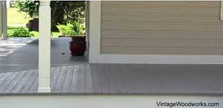 Azek Porch Flooring Sizes by Porch Flooring 3 Azek Building Products How To Build A Porch