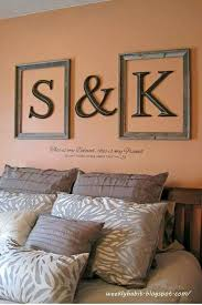 Amazing DIY Master Bedroom Wall Decor With Best 25 Couple Ideas On Pinterest