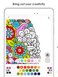 MyColorful Coloring Book For Adults Screenshot Thumbnail