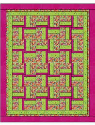 Free 3 Fabric Quilt Patterns
