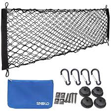 Truck Bed Cargo Nets - 34x12 Hammock Trunk Organizer- F Adjustable Truck Net Safety Products Cargo Nets For Commercial Fleets Utility Products Amazoncom Reese Secure 94200 55 X 78 Ultimate Tie Down Kit Youtube Bed With Elastic Included Winterialcom Gladiator Heavy Duty Truck Cargo Net Boss Net191140 The Home Depot Quarantine Exterior Mictuning 5x7 Duty Bungee Nets Stretches Accsories Ramps Tailgate Assists