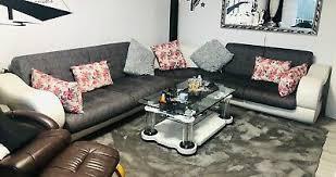 wohnzimmer landschaft sofa zum schlafen