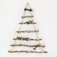 6ft Pre Lit Christmas Tree Tesco by Birch Tree Branch Hanging Alternative Christmas Decoration With