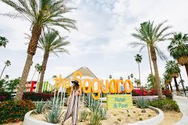 100 Sagauro Palm Springs The Saguaro A Hotel Life