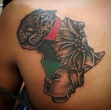 Best 25 African Tattoo Ideas On Pinterest