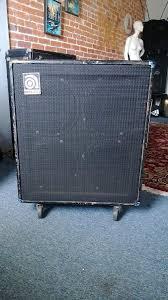 Ampeg V4 Cabinet For Bass by F S Vintage Ampeg V4 4x12 Cabinet Central Nj 250 Talkbass Com