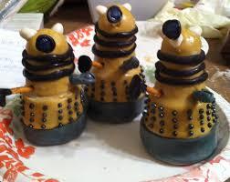Dalek Christmas Tree Topper by Dalek Addled Adventures