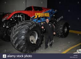 100 Spiderman Monster Truck Con Chofer En El Jam El Jam Monster
