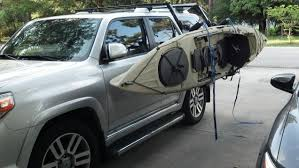 How To Load Kayak? - Toyota 4Runner Forum - Largest 4Runner Forum View Diy Canoe Rack For Pickup Truck Howdy Ya Dewit Easy Homemade Changes Kayak How To Transport Large Kayaks Take Down Canoegear Youtube Does Anyone Else Haul A Kayak Toyota Tundra Forum To Short Bed Suv And Some Cars Best Racks For Trucks Roof Safely Transporting Your Paddle Pursuits Big Foot Pro Carrier Instructables 7 Inimotorkucom On The Pup Roof Rack Advice Wanted Pupportal Fishing Sweet Stuff Oak Orchard Experts Pick Up Rear Kayaks
