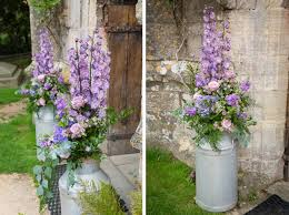 Ideas For Country Barn Weddings Milk Churns And Rustic Decorations