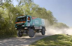 100 Iveco Truck Dakar Veterans Scores 2nd Place The Fast Lane