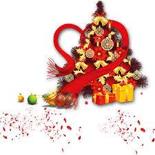 Christmas Poster Gift Gratis Christmas TreeHoliday Decorations