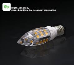 3 5w dimmable e12 led bulb 40w equivalent candelabra bulb